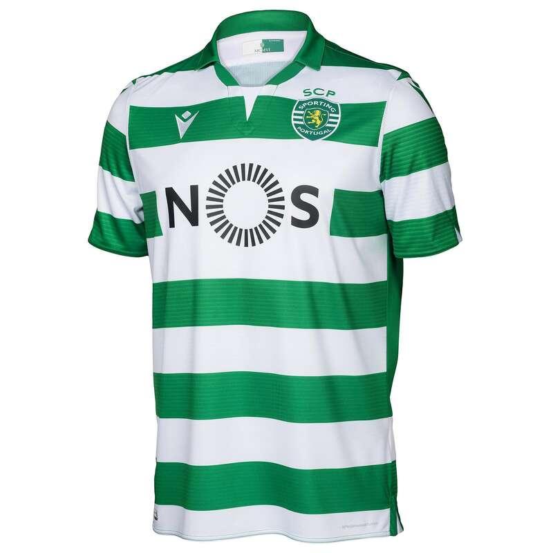 Clubes Portugueses Futebol - CAMISOLA SPORTING PRINCIPAL AD MACRON - Seleções e Clubes de Futebol