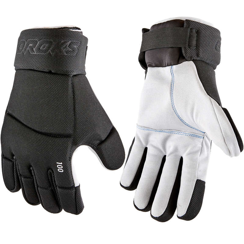 FREE HOCKEY EQUIPMENT Roller Hockey - IH 100 SR Free Hockey Gloves OROKS - Roller Hockey
