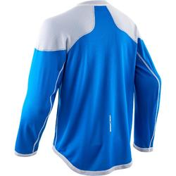 Eishockey-Wendetrikot ILH 500 Training Erwachsene blau/weiß