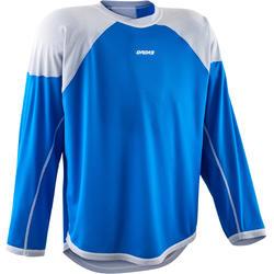 Wendetrikot ILH 500 Training Erwachsene blau/weiß