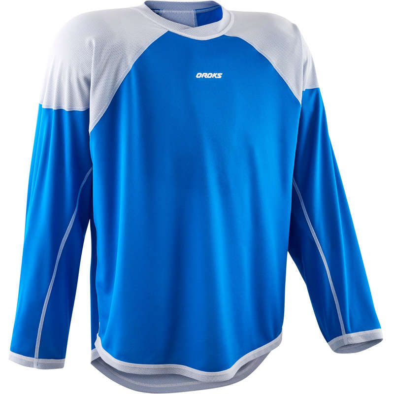 ICE HOCKEY EQUIPMENT CLUB SENIOR Roller Hockey - Adult Training Jersey IH 500 OROKS - Roller Hockey