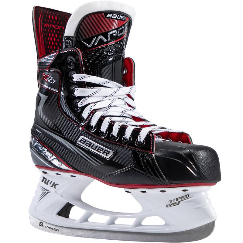 BRUSLE NA LEDNÍ HOKEJ Lední hokej - HOKEJOVÉ BRUSLE VAPOR X2.7 BAUER - Lední hokej