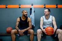 UT500 Basketball Base Layer Tank Top Black - Men's