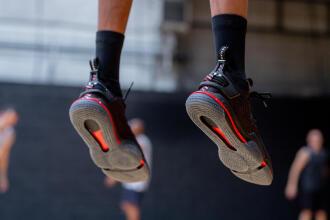 Hoe kies ik basketbalschoenen?
