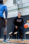 BASKETBALOVÁ OBUV DOSPĚLÍ Basketbal - BOTY ELEVATE 900 ŠEDÉ  TARMAK - Basketbal