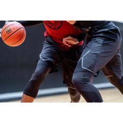 Basketbalshort SH900 zwart (heren)