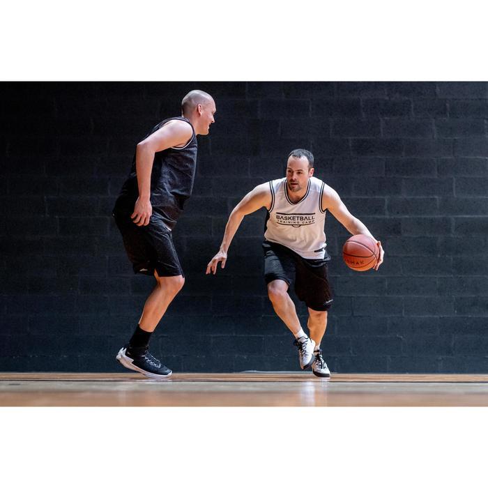 Basketbal BT500 maat 7 bruin FIBA