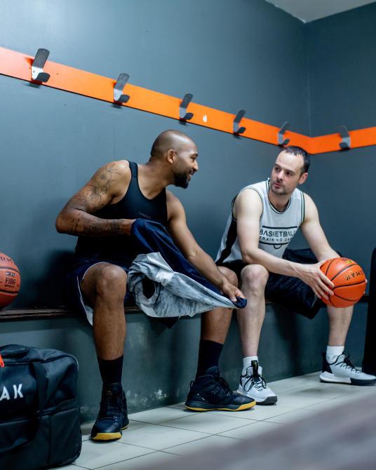 重拾籃球時,你應該養成的好習慣