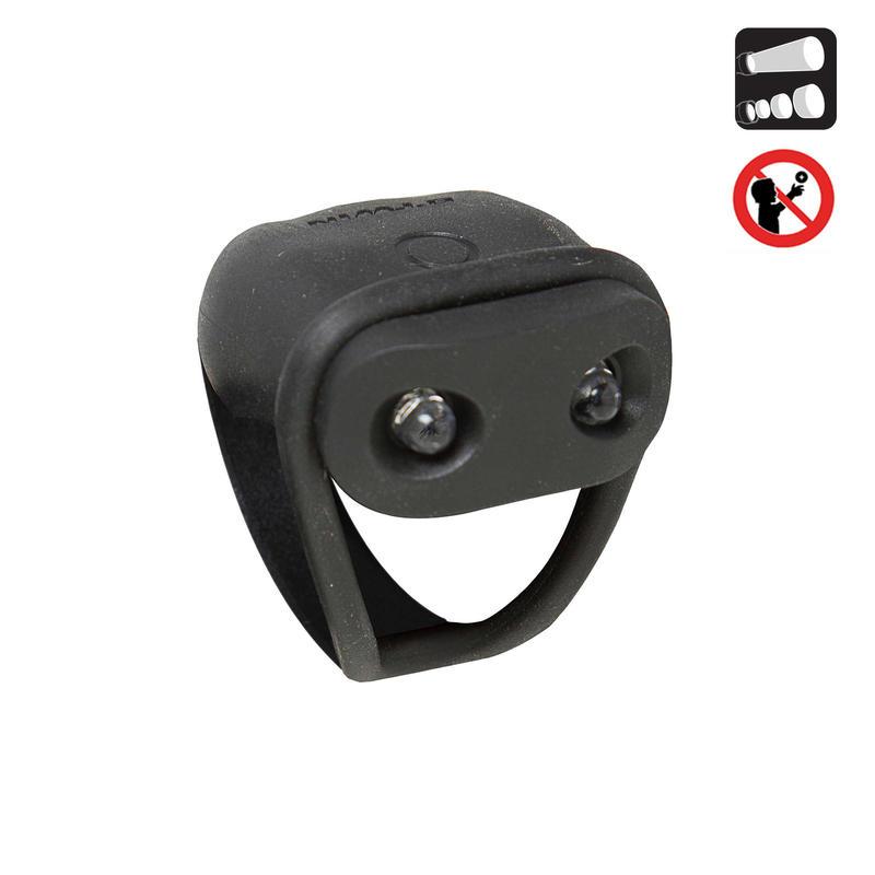 Front LED Battery-Powered Bike Light SL 100 - Black