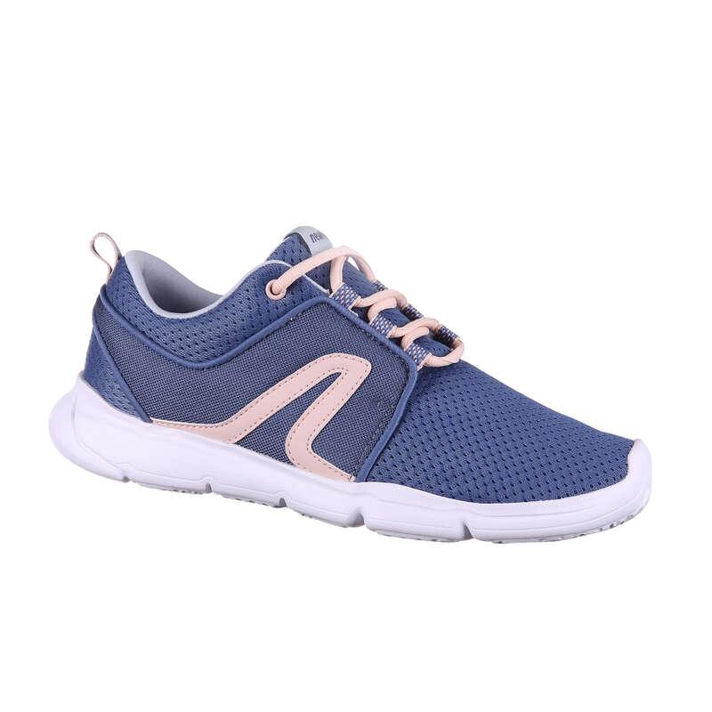 ЖЕНСКАЯ ОБУВЬ ДЛЯ ФИТНЕС ХОДЬБЫ Комфортная обувь для ходьбы - Кроссовки женские PW 120 NEWFEEL - Комфортная обувь для ходьбы