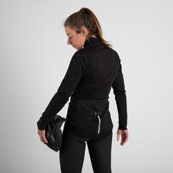 Veste temps froid cyclosport femme noire