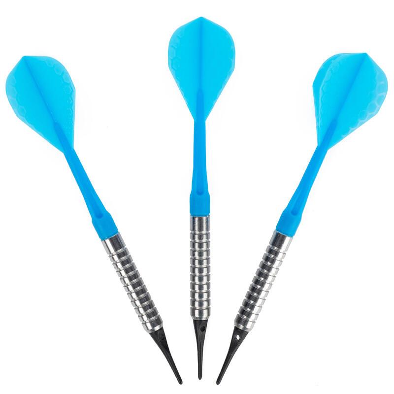 Săgeată S100 vârf plastic darts x3