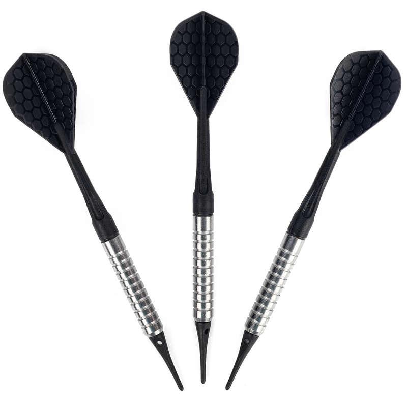SOFT TIP DARTS, DARTBOARDS Darts - S100 Darts Tri-Pack CANAVERAL - Darts