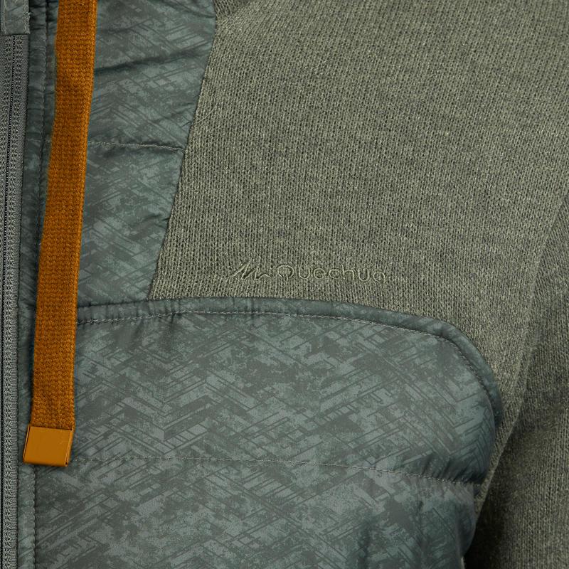 Men's Pullover NH100 (Hybrid) - Khakhi