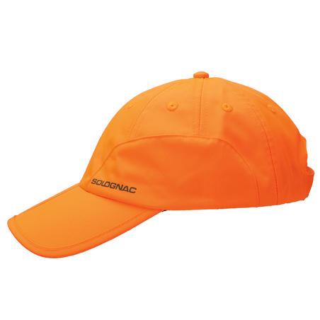 Folding Shooting Cap - Orange