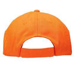 Opvouwbare pet voor de jacht oranje