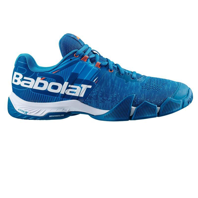 Padelschoenen Babolat Movea blauw
