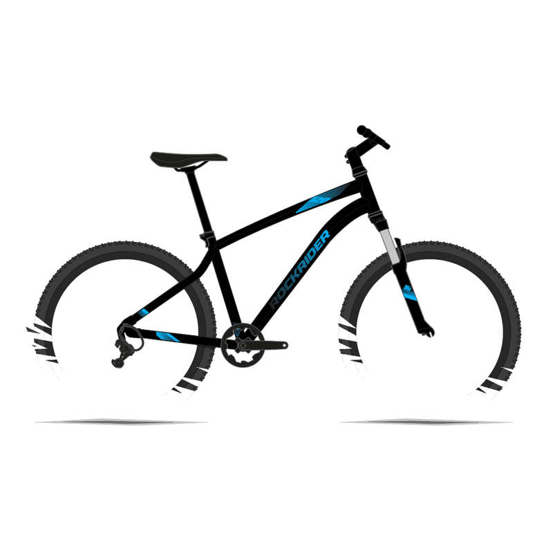 MEN INTERMED/ADVDSPORT TRAIL MTB BIKE Cycling - 27.5