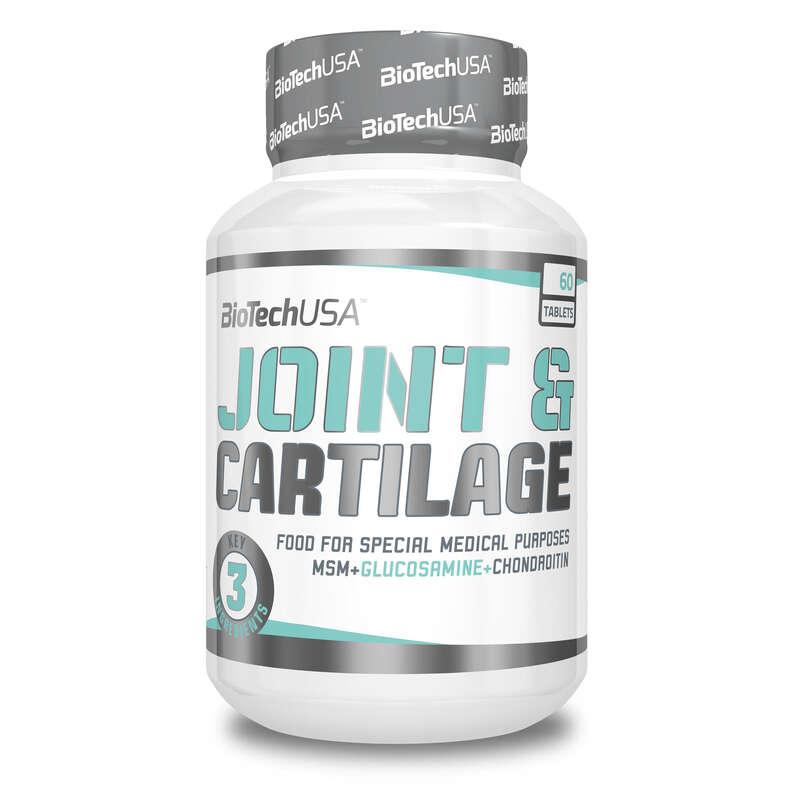 FEHÉRJÉK ÉS EGYÉB TÁPLÁLÉKKIEGÉSZÍTŐK Táplálékkiegészítő - Joint & cartilage 60 tabletta BIOTECHUSA - Testépítés, cross training
