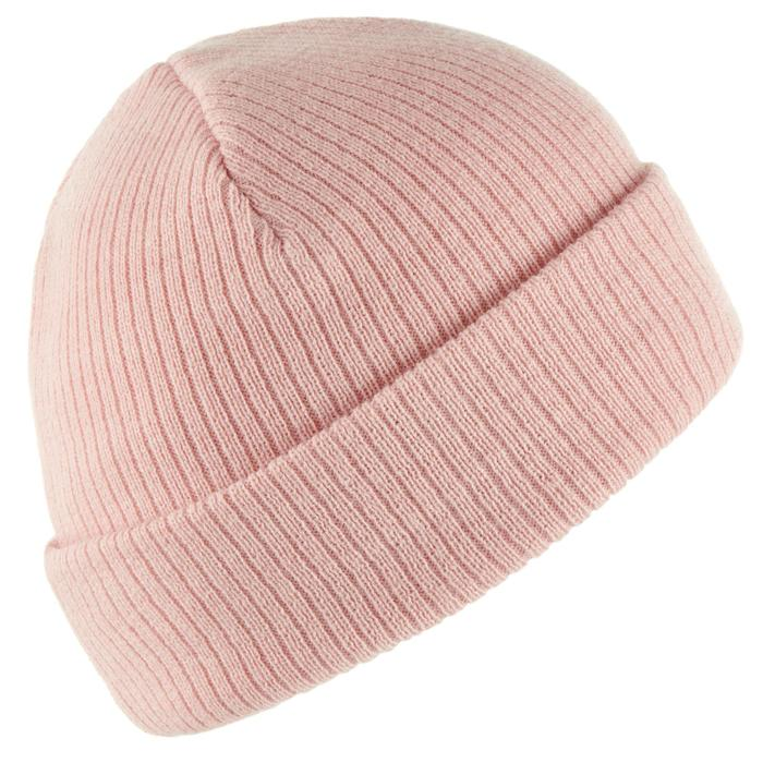 BONNET DE SKI ADULTE FISHERMAN ROSE PALE