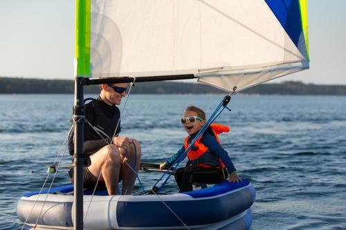 Bateau Deriveur Gonflable Tribord 5s Pour Les Clubs Et Collectivites Decathlon Pro