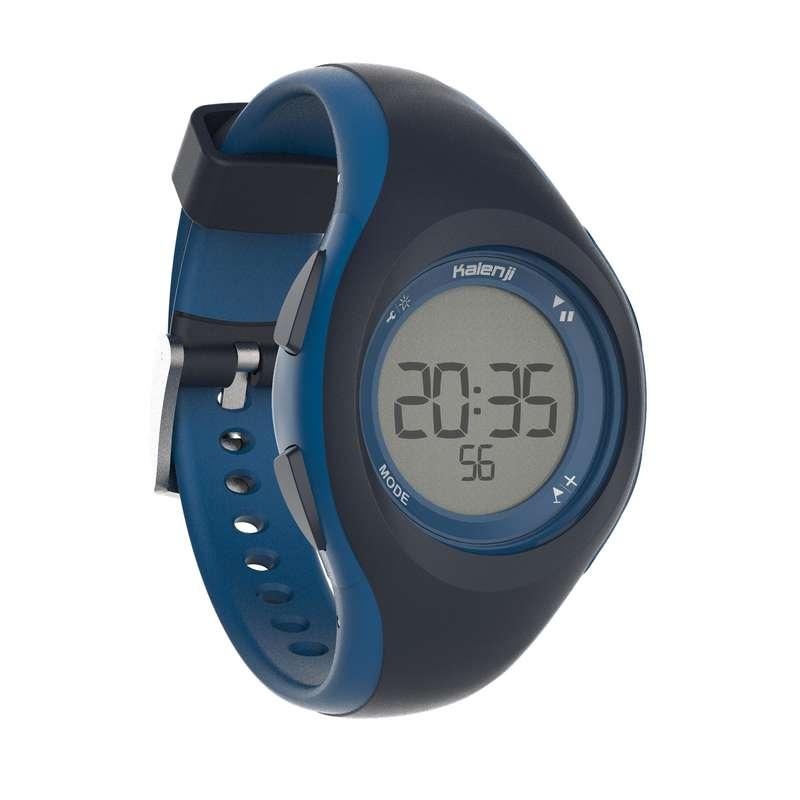 ATHLLE WATCHES OR STOPWATCHE Nordic Walking - W200 S 2020 BLUE KIPRUN - Nordic Walking