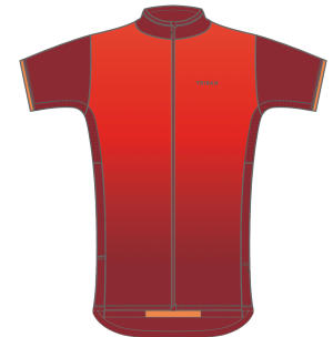 UVP JERSEY RC500 RED