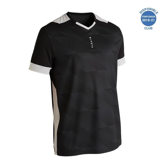 Voetbalshirt F500 zwart