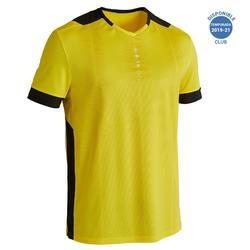 Voetbalshirt F500 geel