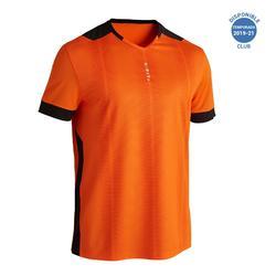 Camiseta de fútbol adulto F500 Naranja