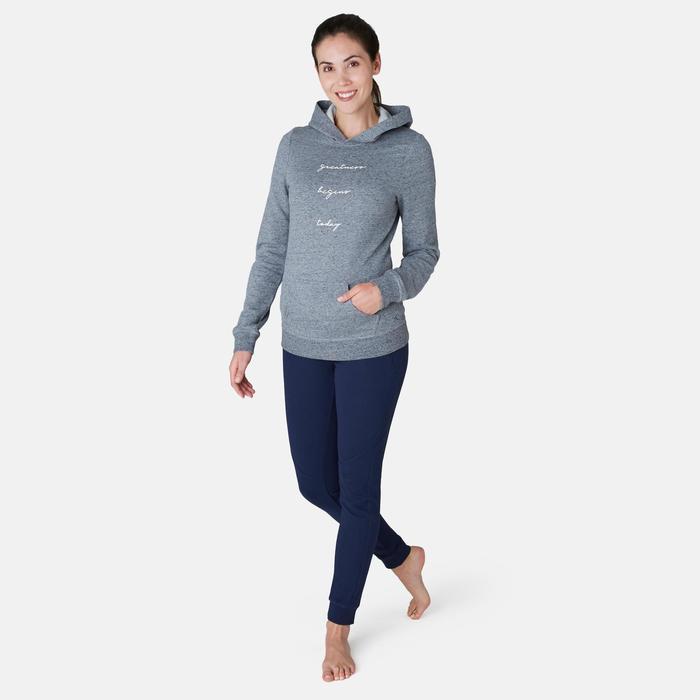 Pantalon de Jogging 520 Femme Bleu Marine