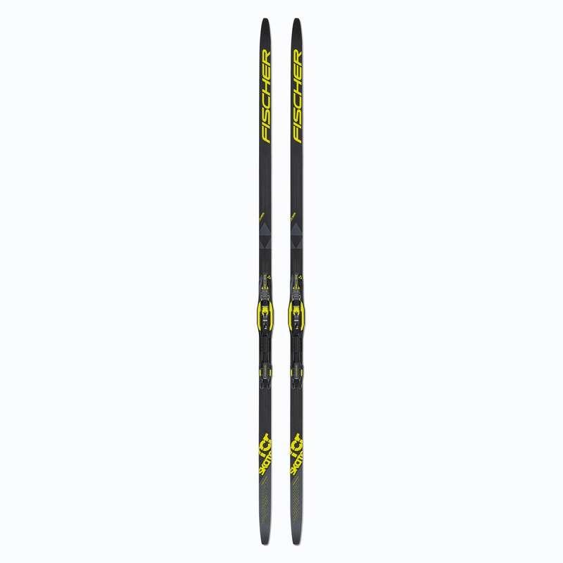 BĚŽKY NA BRUSLAŘSKOU TECHNIKU Běžecké lyžování - BĚŽKY NA BRUSLENÍ RCR MEDIUM  FISCHER - Běžky
