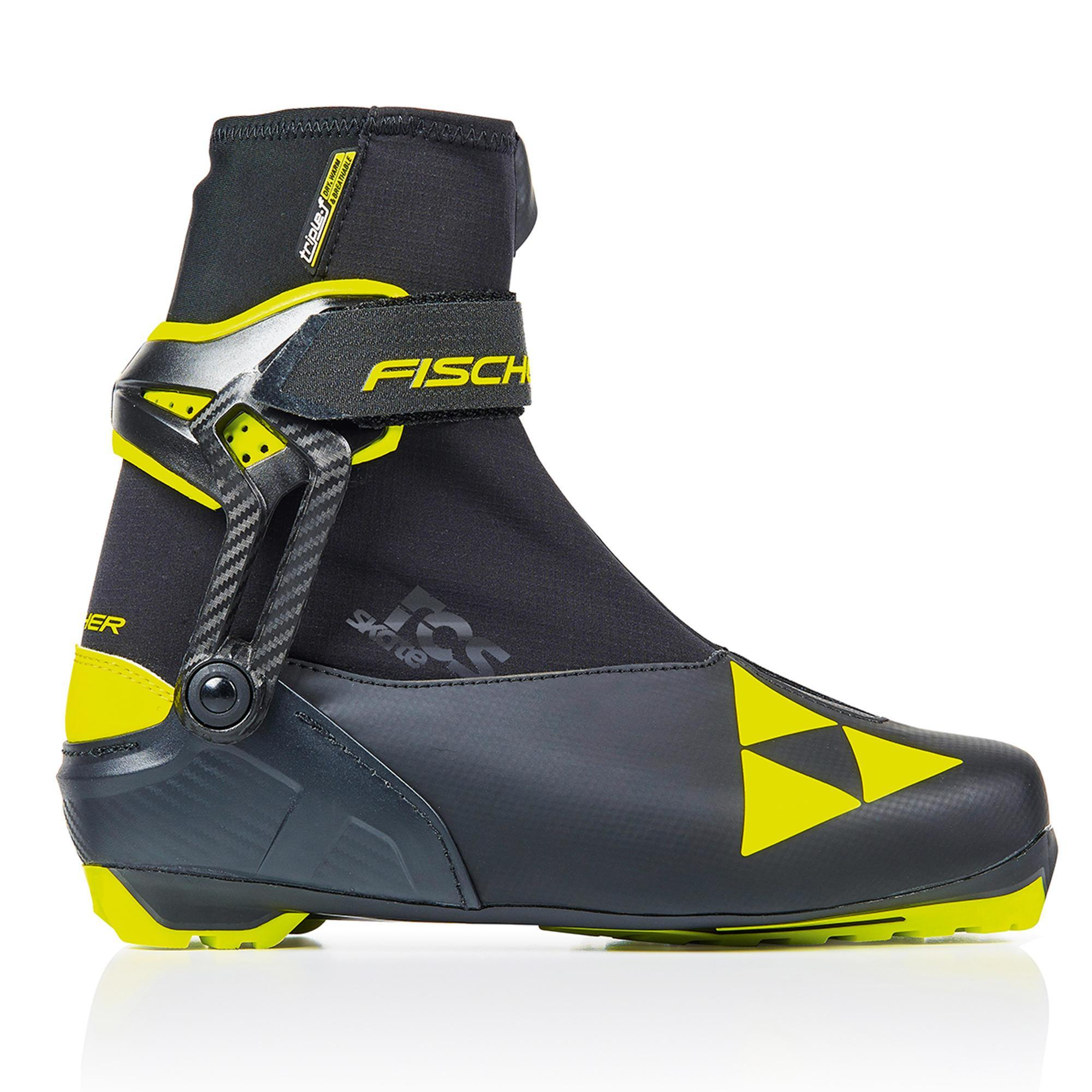 Chaussures de ski de fond skating RCS SKATE NNN - ADULTE - Fischer