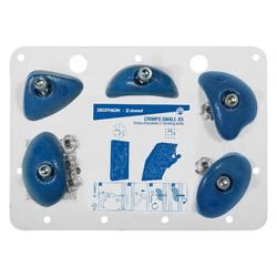 PRISES D'ESCALADE - VERTIKA CRIMPS SMALL BLEU X5