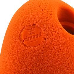 Klimgrepen small mango fluo x5