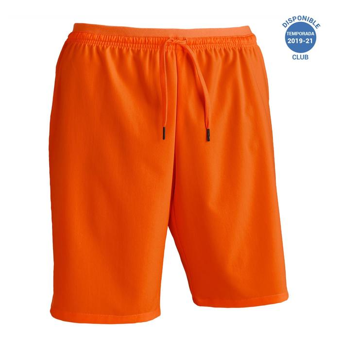 F500 Adult Football Shorts - Orange