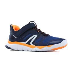Chaussures marche enfant PW 540 bleu / orange