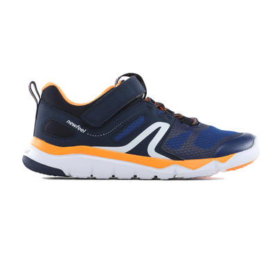 PW 540 kids' walking shoes blue/orange