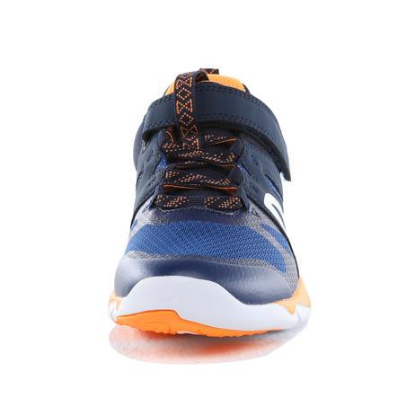 Sportschuhe Walking PW 540 Kinder blau/orange