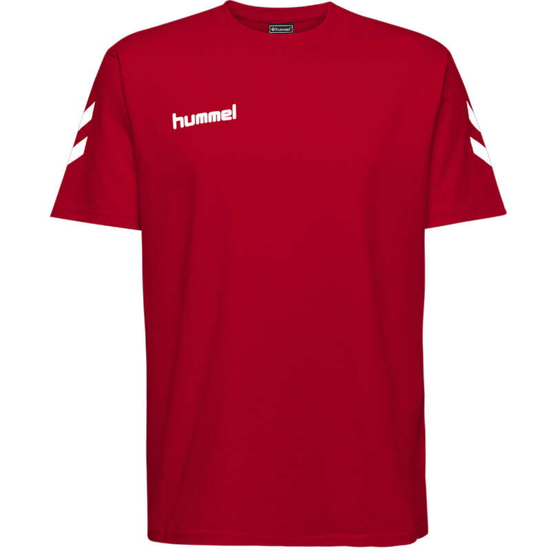 Közv. megrend kézilab USA csapatsportok, rögbi, floorball - Hummel go póló red jr HUMMEL - Floorball