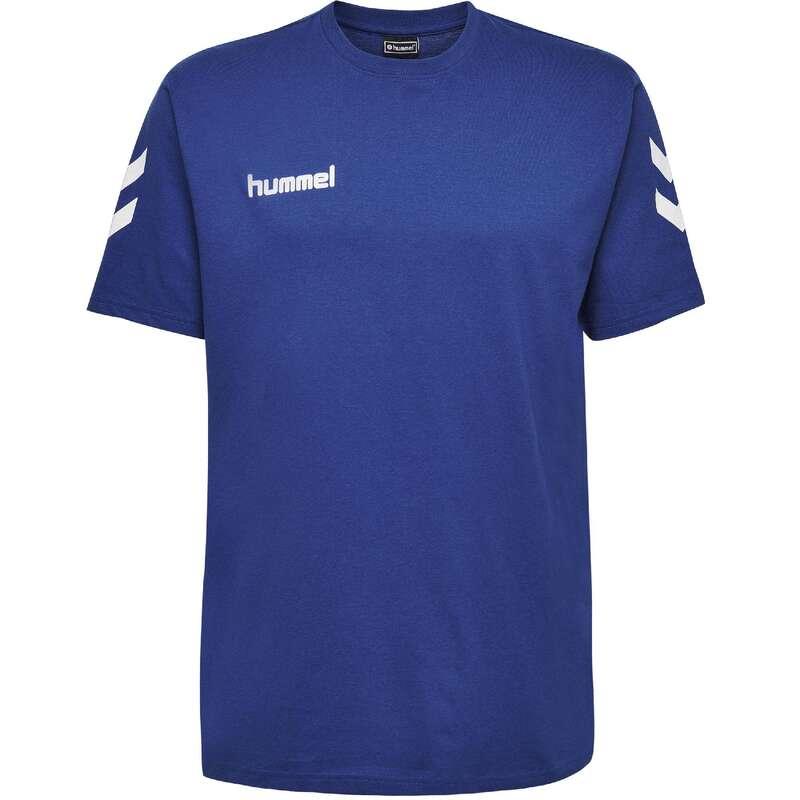 Közv. megrend kézilab Görkorcsolya, roller, board - Hummel go póló true blue HUMMEL - Floorball