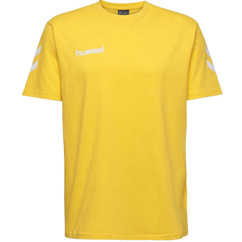 Közv. megrend kézilab USA csapatsportok, rögbi, floorball - Hummel go póló yellow HUMMEL - Floorball