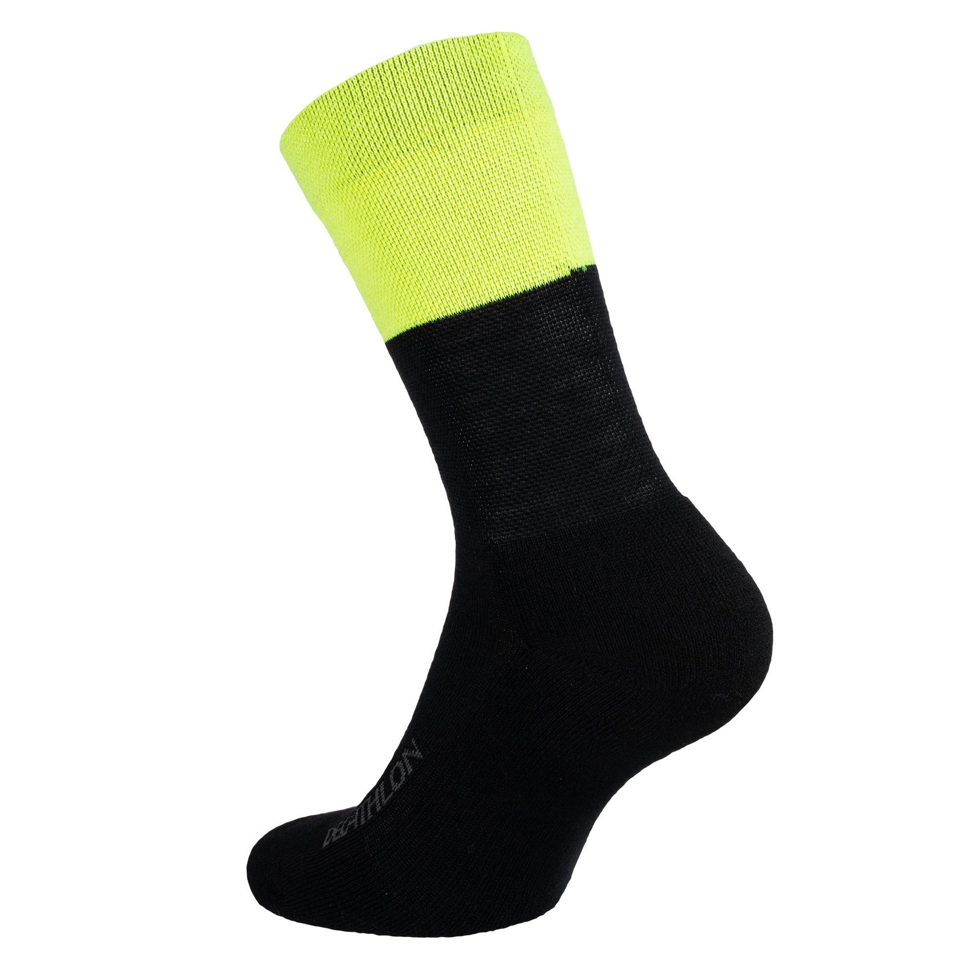Femmes Non Élastique//prise en main facile Laine Mélangée Chaussettes Boot taille 4-7