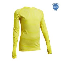 Prenda interior júnior Keepdry 500 amarillo