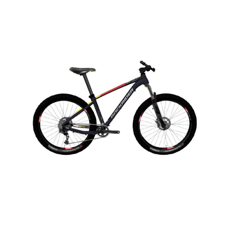 AD CROSS COUNTRY MTB BIKE Cycling - Mountain Bike Rockrider XC 050 ROCKRIDER - Bikes