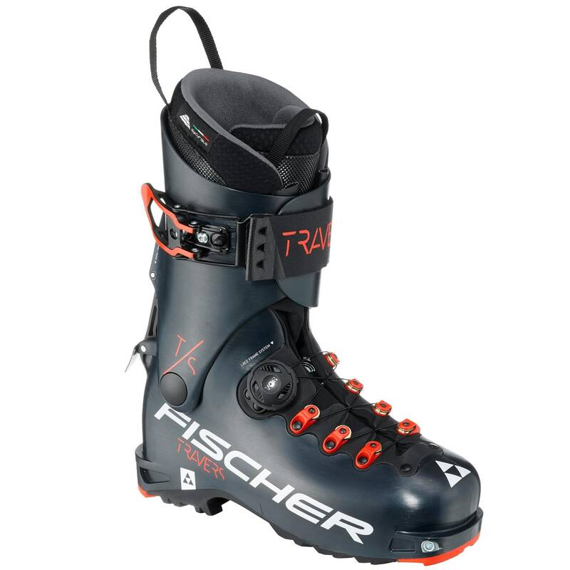 SKI TOURING Skialpinismus - SKIALPINISTICKÉ BOTY TRAVERS FISCHER - Skialpové vybavení