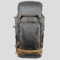 Чоловічий рюкзак Travel 500, 50 л, з блокуванням - Сірий