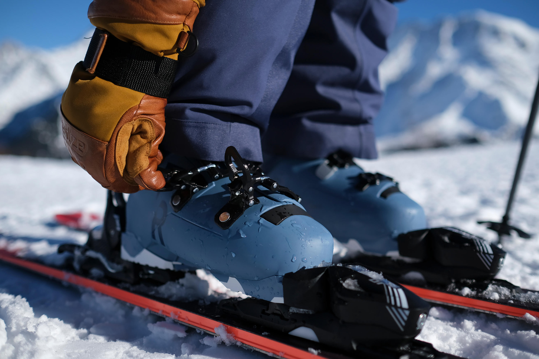 chaussure de ski freeride
