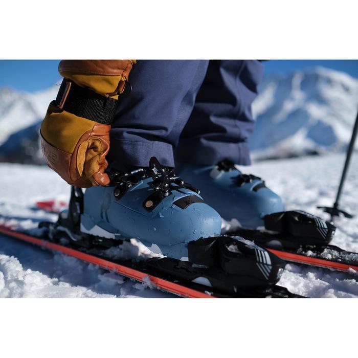 Skischoenen voor freeride voor dames FR 900 flex100 blauw