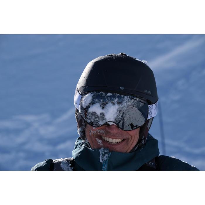 Casque de ski Freeride adulte Carv 700 Mips Gris